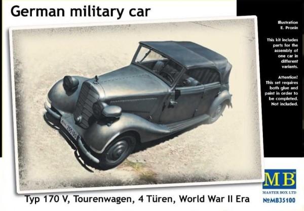 MB35100   German military car Typ 170V Tourenwagen, 1937-1940 (thumb18110)