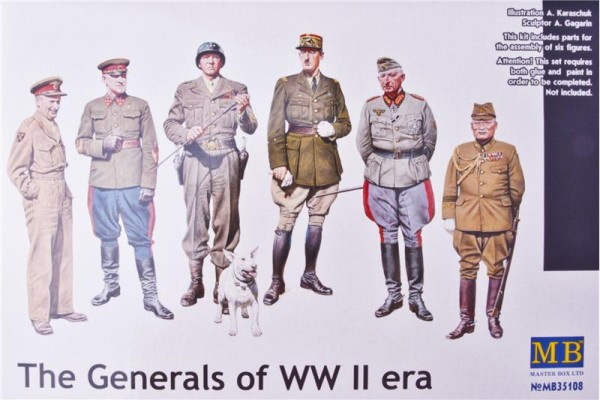 MB35108   The Generals of WWII (thumb18122)