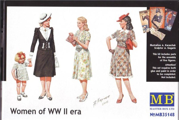 MB35148   Women of WWII (thumb18152)