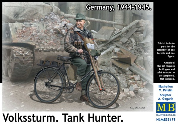 MB35179   Volkssturm. Tank Hunter, 1944-1945 (thumb18202)