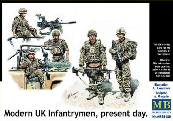 MB35180   Modern UK infantrymen, present day (thumb18204)