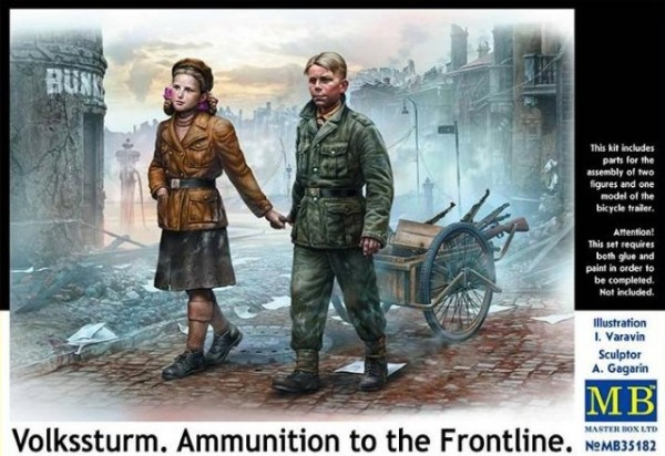 MB35182   Volkssturm. Ammunition to the Frontline (thumb18208)