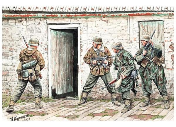 MB3584   German Infantry, Western Europe, 1944-1945 (thumb18086)