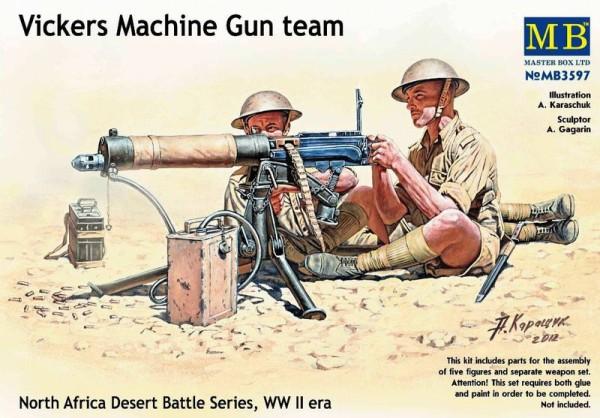 MB3597   Vickers machine-gun crew, Desert battles series (thumb18104)