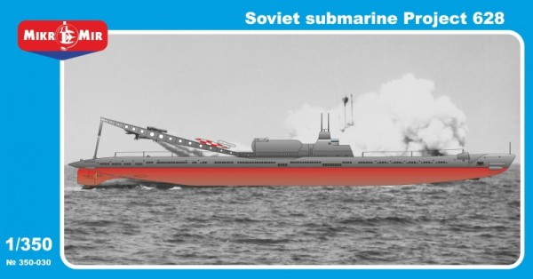 MMir350-030    Soviet submarine Project 628 (thumb16627)