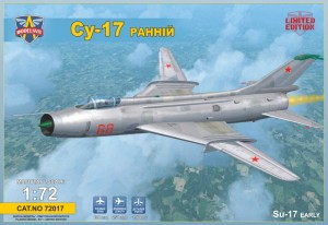 MSVIT72017     Sukhoi Su-17 Soviet fighter-bomber, early version (thumb14667)