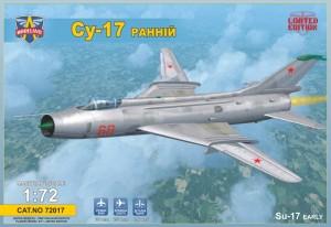 MSVIT72017     Sukhoi Su-17 Soviet fighter-bomber, early version (thumb14667)