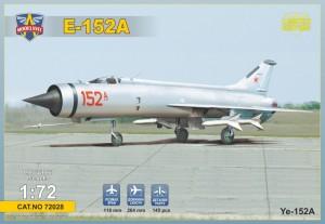 MSVIT72028   Ye-152A Soviet fighter (thumb16621)