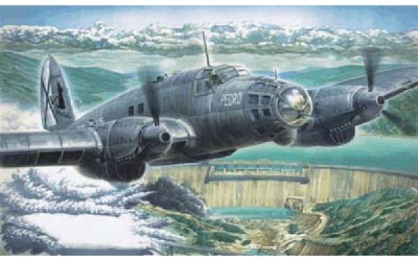 RN005   Heinkel He-111B (thumb19920)