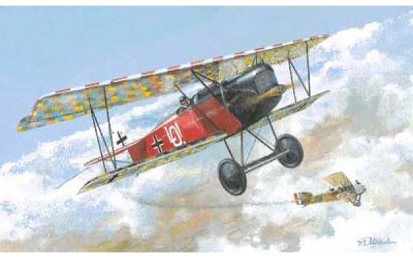 RN013   Fokker D.VII OAW early (thumb19974)