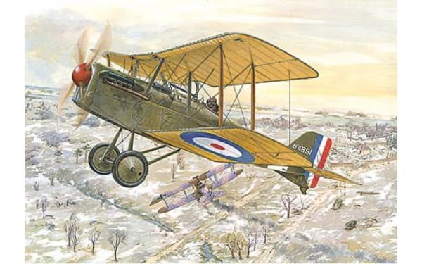 RN023   RAF S.E.5a w/Hispano Suiza (thumb20039)