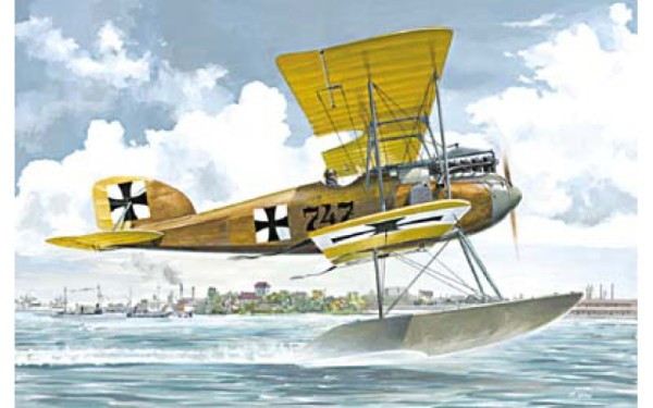 RN028   Albatros W.4 early (thumb20074)