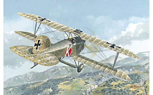 RN030   Albatros D.III Oeffag s.153 (late) (thumb20084)