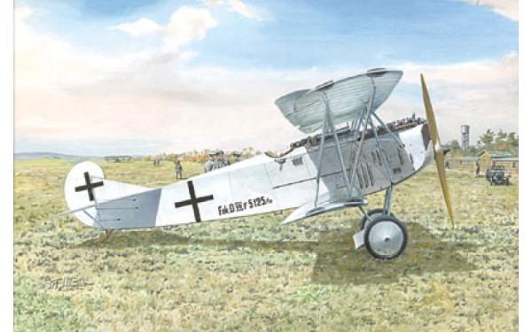 RN031   Fokker D.VII F late (thumb20091)