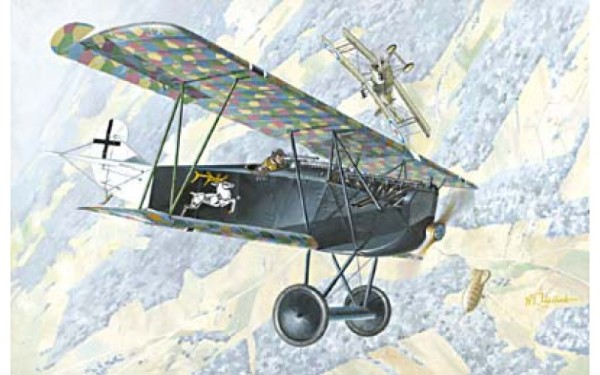 RN033   Fokker D.VII Alb early (thumb20101)