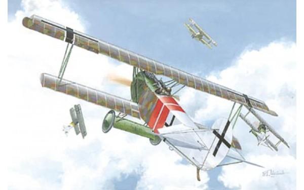 RN035   Fokker D.VII Alb late (thumb20111)