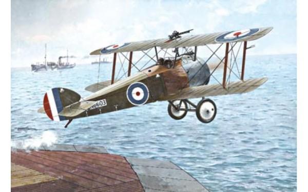 RN044   Sopwith 2F.1 Camel RAF figher (thumb20157)
