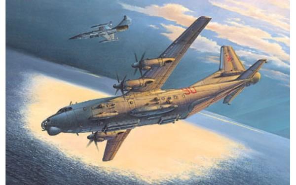 RN046   Antonov An-12BK-PPS Soviet transport aircraft (thumb20167)