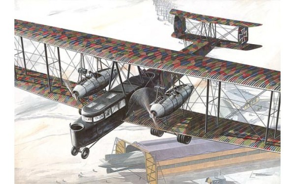 RN055   Zeppelin Staaken R.VI (thumb20212)
