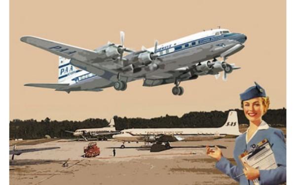 RN301   DC-7C Pan American World Airways (PAA) (thumb20247)
