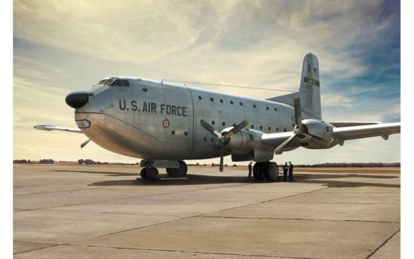 RN311   C-124C Globemaster II (thumb20287)