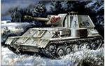UM304   SU-76 Soviet WW2 self-propelled gun (thumb15789)