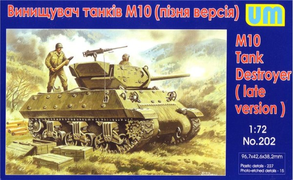 UM202   M10 tank destroyer, late version (thumb15727)
