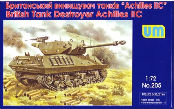 UM205   Achilles IIC British tank destroyer (thumb15729)