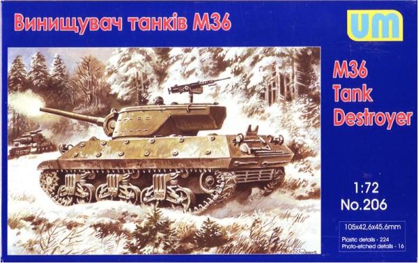 UM206   M36 tank destroyer (thumb15731)
