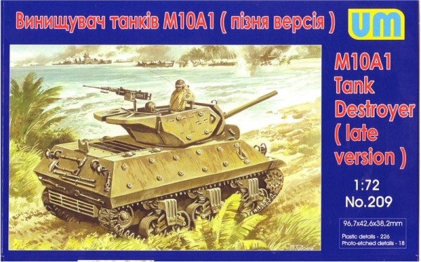 UM209   M10A1 Tank destroyer (thumb15737)