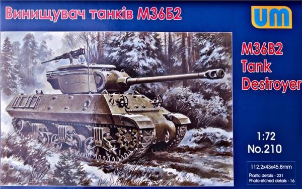 UM210   M36B2 Tank destroyer (thumb15739)