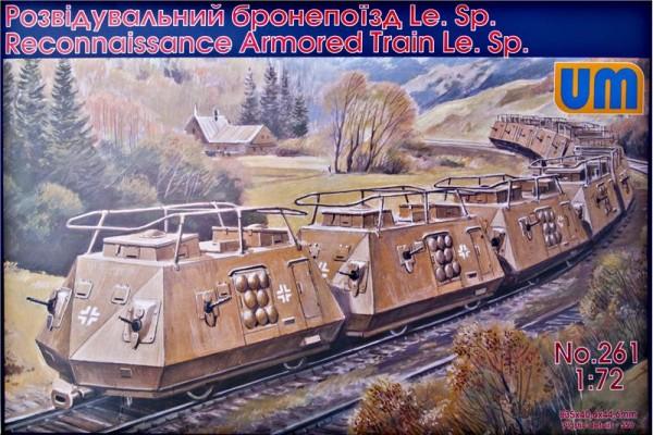 UM261   Reconnaissance armored train Le.Sp (thumb15783)