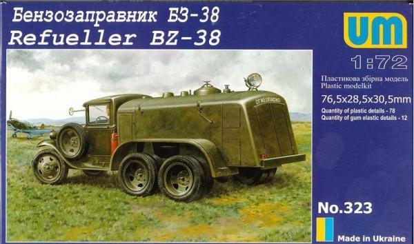 UM323   BZ-38 refuel truck (thumb15813)