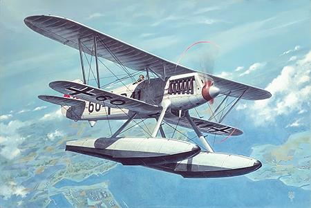 RN453   Heinkel He.51 B.2 (thumb19890)