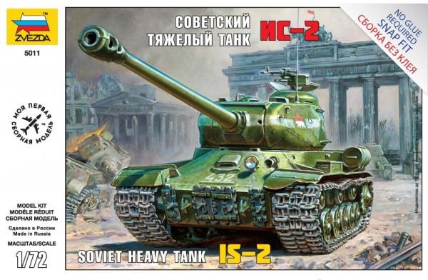 ZV5011    Советский танк ИС-2 (thumb18459)
