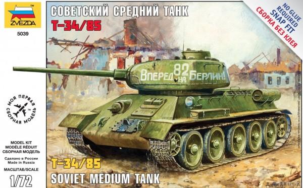ZV5039    Советский средний танк Т-34/85 (thumb18469)