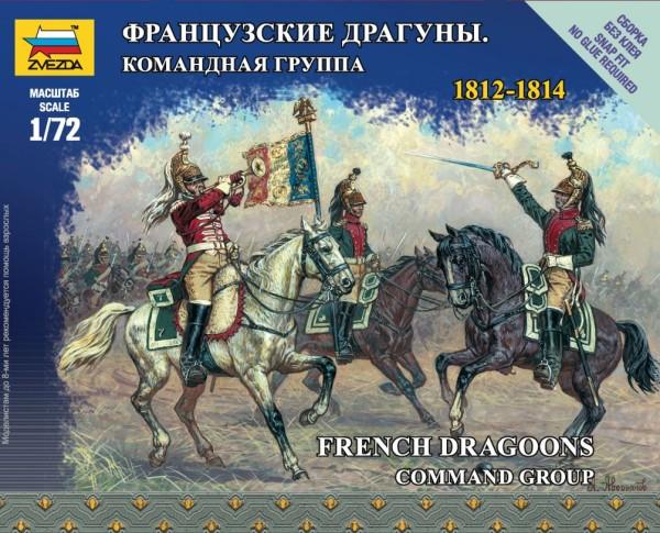 ZV6818    Французские драгуны. Командная группа. (thumb18585)