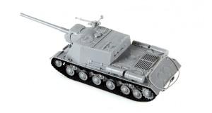 ZV5054    Советский истребитель танков ИСУ-122 (attach2 18485)