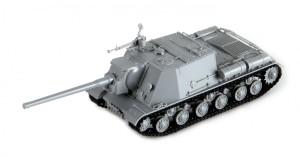 ZV5054    Советский истребитель танков ИСУ-122 (attach3 18485)