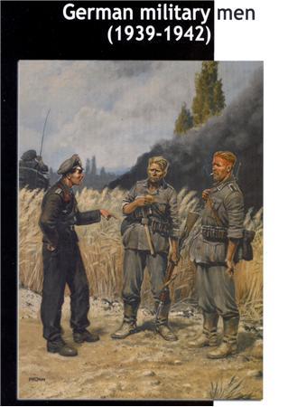 MB3510   German military men, 1939-1942 (thumb17958)