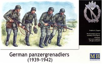 MB3513   German Panzergrenadiers, 1939-1942 (thumb17962)