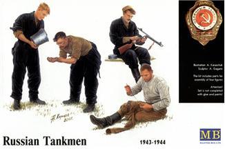 MB3535   Russian tankmen, 1943-1944 (thumb18002)