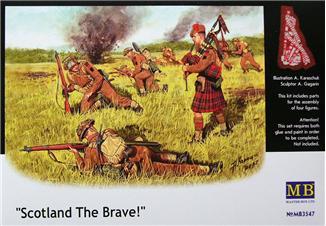 MB3547   Scotland The Brave! (thumb18026)