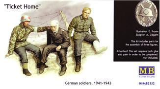 MB3552   Ticket Home German soldiers, 1941-1943 (thumb18036)