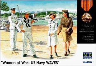 MB3556   Women at War: US Navy WAVES (thumb18040)