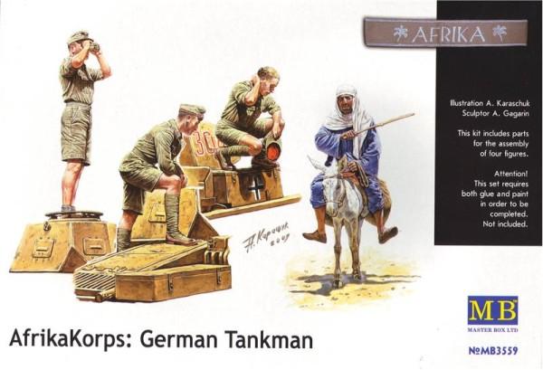 MB3559   Deutsches Afrika Korps, WWII (thumb18046)