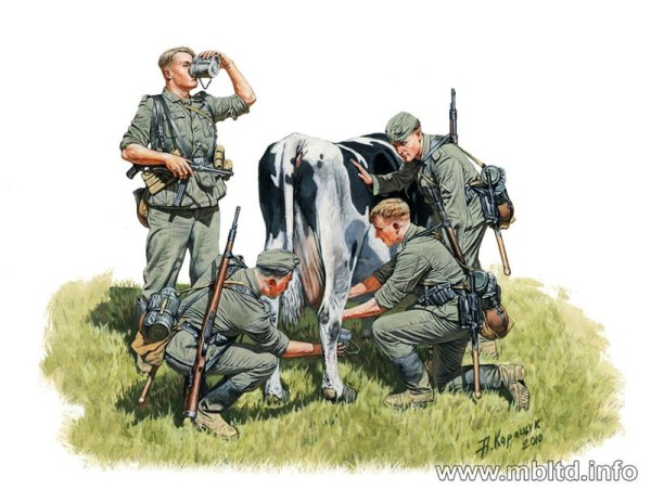 """MB3565   """"Operation Milkman"""" (thumb18058)"""