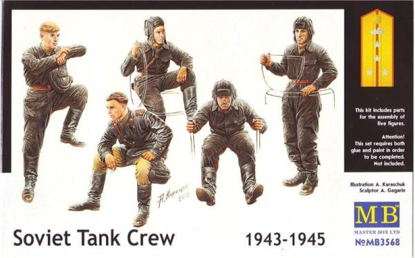 MB3568   Soviet tank crew, 1943-1945 (thumb18064)