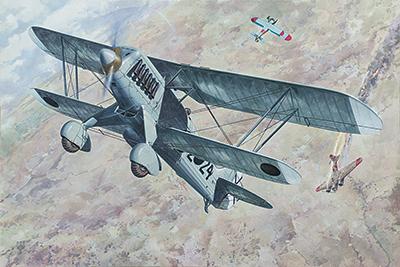 RN452   Heinkel He.51 B.1 (thumb19886)