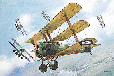 RN609   Sopwith Triplane (thumb19556)
